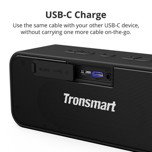 Image 5 - Yeni 2020 orijinal Tronsmart T2 artı Bluetooth 5.0 hoparlör 24H sütun 20W taşınabilir hoparlör IPX7 ses çubuğu TWS ses asistanı