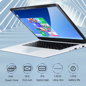 2020 NEW 15.6 inch Student Laptop intel J3455 Quad Core 8GB RAM 128GB 256GB 512GB SSD Notebook Ultrabook IPS 1920x1080 Netbook