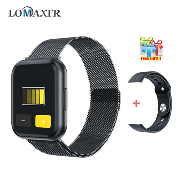 Smart Watch T88 Watches Men Sport SmartWatch for Women Fitness Bracelet Full Touch Screen Waterproof Watch for Android  Pk P70