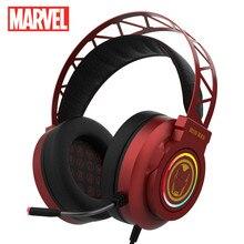 سماعات مارفل ذات العلامات التجارية المشتركة سماعة رأس لألعاب الكمبيوتر المحمول مع سماعات قناة الصوت المخصصة