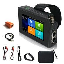 Тестер для камер, тестер систем скрытого видеонаблюдения с дисплеем 4''