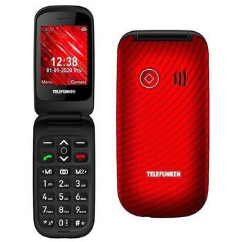 Telefunken S440 Red