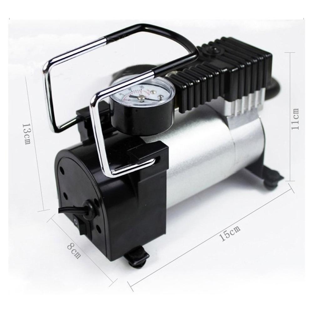 2020 Новый портативный мини воздушный компрессор Электрический насос для шин 12 вольт автомобиля 12 V PSI Воздушный насос      АлиЭкспресс