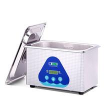 Ультразвуковой очиститель для зубных протезов, монет, мелких металлических деталей, записей, печатных плат, лабораторных инструментов DK SONIC...