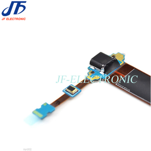 Image 2 - For Tab3 P5200 charging flex cable USB dock connector charger port for Samsung Galaxy Tab 3 P5210 10pcs/lot