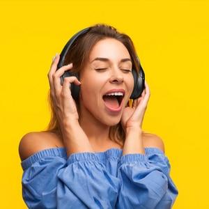 Image 5 - DACOM HF002 Bluetooth ชุดหูฟังไร้สายสเตอริโอหูฟังไมโครโฟนในตัว Dual Driver 4 ลำโพงสำหรับทีวี iPhone Samsung Xiaomi