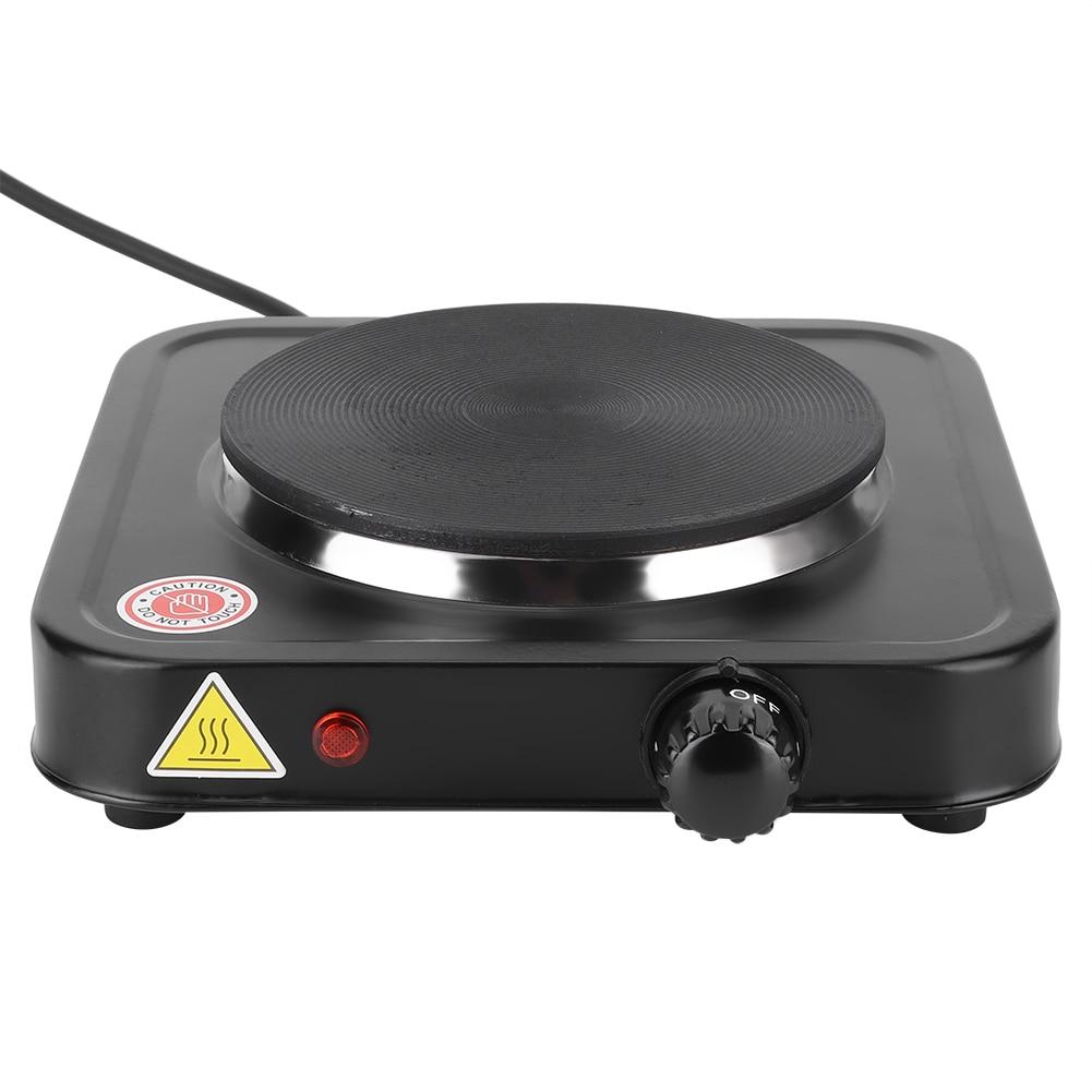 Placa aquecedor 1000w aquecedor elétrico fogão fogão