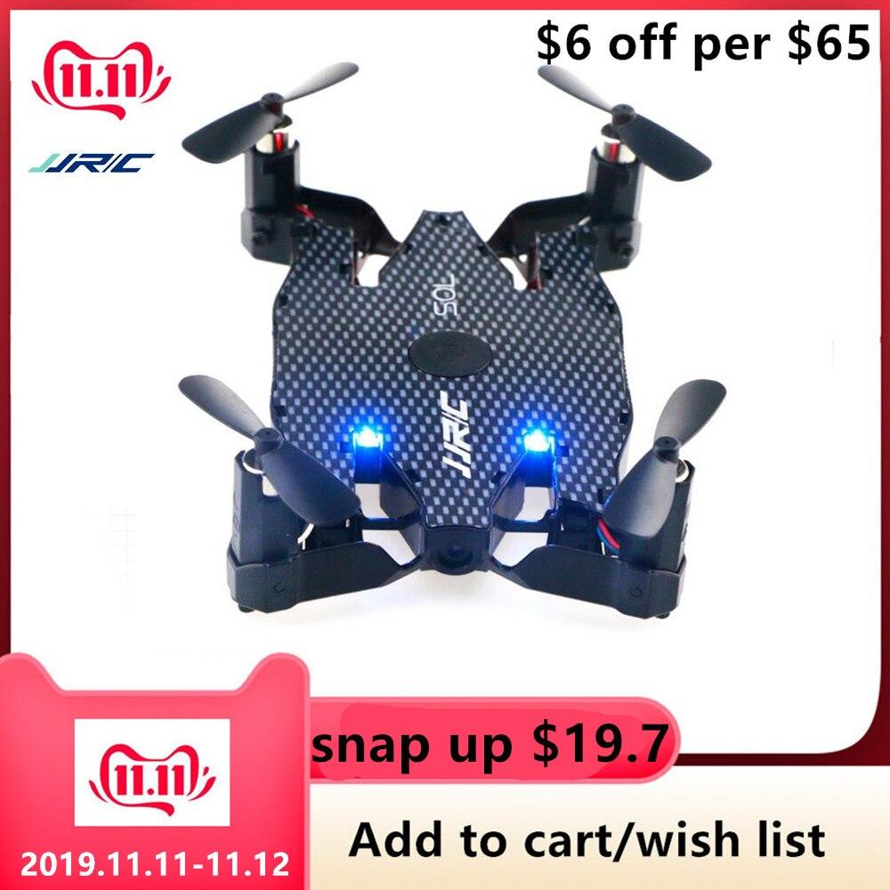 Jjrc h49 sol zangão rc helicóptero altitude hold 4-canais jjrc rc zangão hd 720 p mini fpv zangão wifi quadcopter dobrável