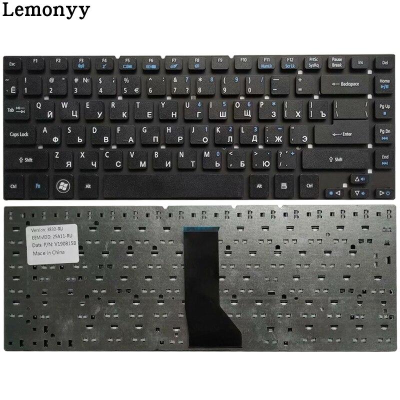 NEW Russian Keyboard For Acer Aspire ES1-421 ES1-431 ES1-520 ES1-521 ES1-522  RU Black Keyboard