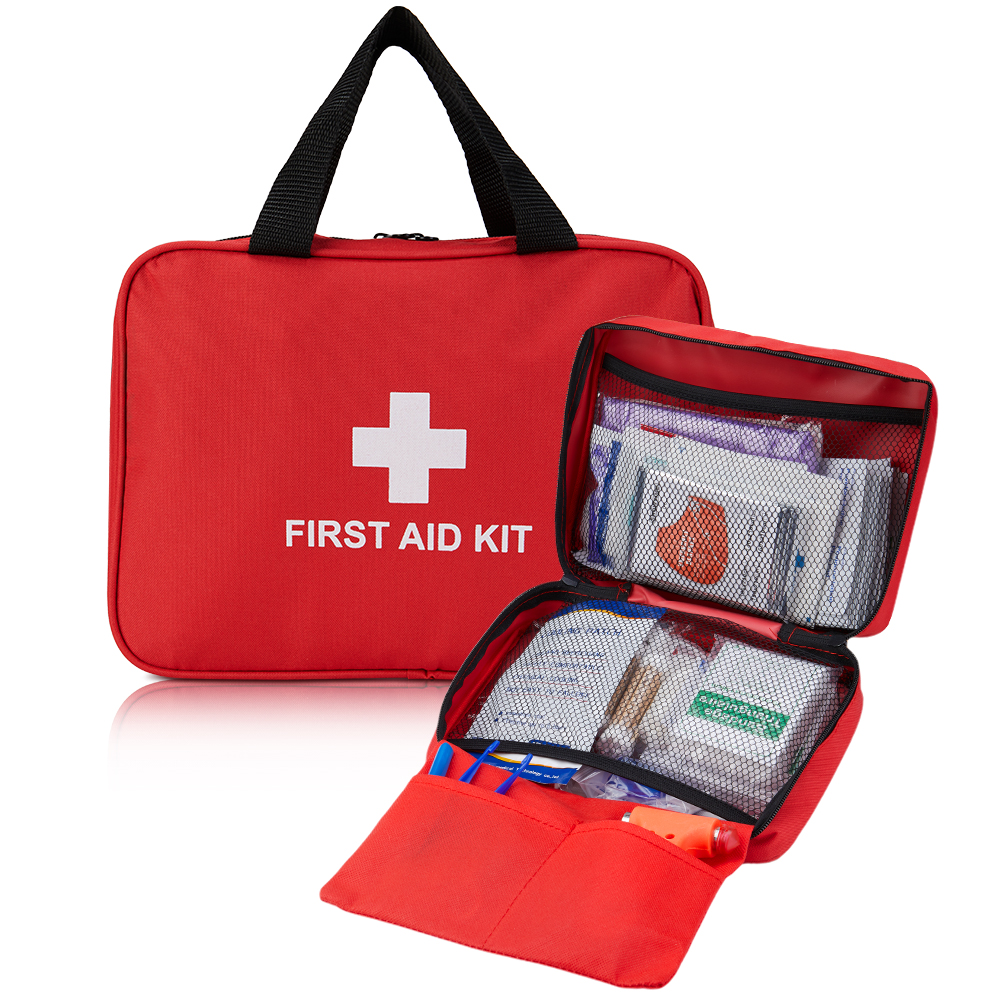 Portable First Aid Kit 184/232 Pcs First Aid Emergency Bag Outdoor Car Accessary Survival First Aid Medical Supplies