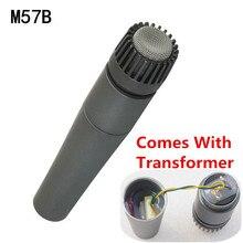 Finlemho Mikrofon Dyanmic Kapsel Aufnahme Studio SM57 Professionelle Für Gitarre Verstärker Trommel Kit Instrument Mixer Audio
