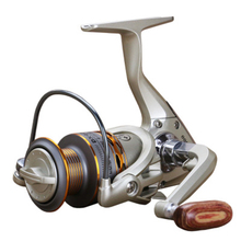 12+1BB Spinning Fishing Reel  Super Light for Travel 1000 to 7000 Series