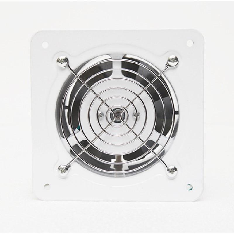 4 Inch 20w 220v Ventilator Extractor Exhaust Fans High Speed Boost Exhaust Fan Toilet Kitchen Bathroom Hanging Wall Window Glass