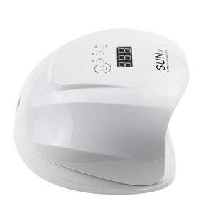 Image 5 - Сушилка для ногтей SUNX 54 Вт, УФ светодиодный светильник с ЖК дисплеем, 36 светодиодный s Сушилка для ногтей, лампа для отверждения гель лака, автоопределение, Сушилка для ногтей, Маникюрный Инструмент