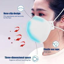 1pc Dust-Proof Anti-Fog FFP3 FFP2 FFP1 N95 Masks Mouth Mask Anti Pm2.5 Influenza Disposable Face Mask Anti Virus coronavirus