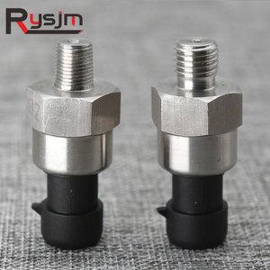 Image 2 - Sensor de presión de aceite de motor, repuesto para medidor de presión de aceite NPT 1/8, interruptor emisor, Unidad de envío, transductor de 10MM y 14MM