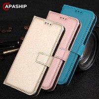 Luxus Brieftasche Fall Für RedMi Hinweis 8 9 10 Pro 4 5 6 7 6A 7A 8A Leder Flip-Cover für XiaoMi Mi 10T Lite Poco X3 F3 M3 Fällen Buch