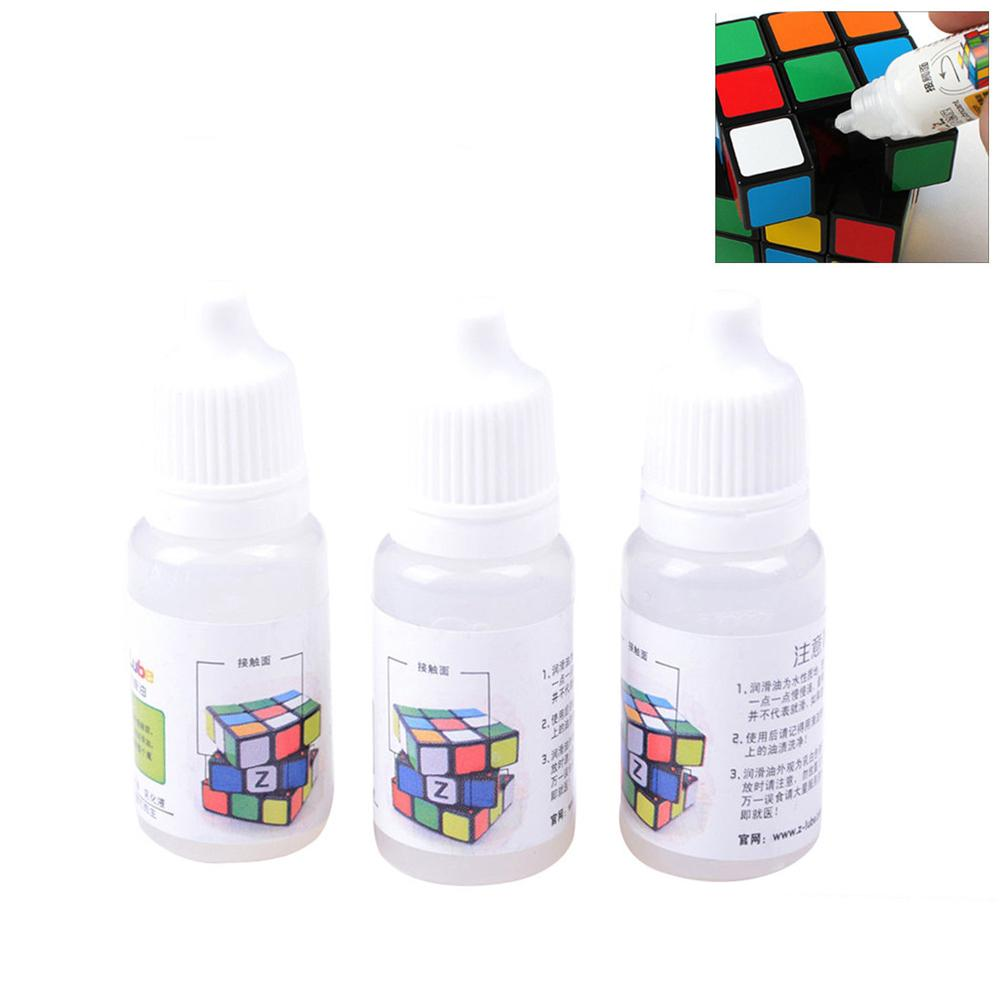 1 Pcs Z-lube Magic Cube Lube Lubricating Oil 10ML Cubo Magic Maru Cube Oil Best Silicone Lubricants Best Silicone Lubricants Toy