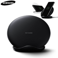 Original QI Fast wireless Charger for Samsung Galaxy S9 S8+ S8plu S9Plus S10 G9500 G9350 SM G950F S7Edge S7 Note 8 Note9 EP 5100