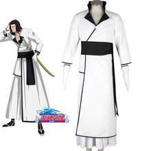 Anime lejía Vizards Ichigo Kurosaki Bankai Coyote Starrk disfraces Cosplay conjunto