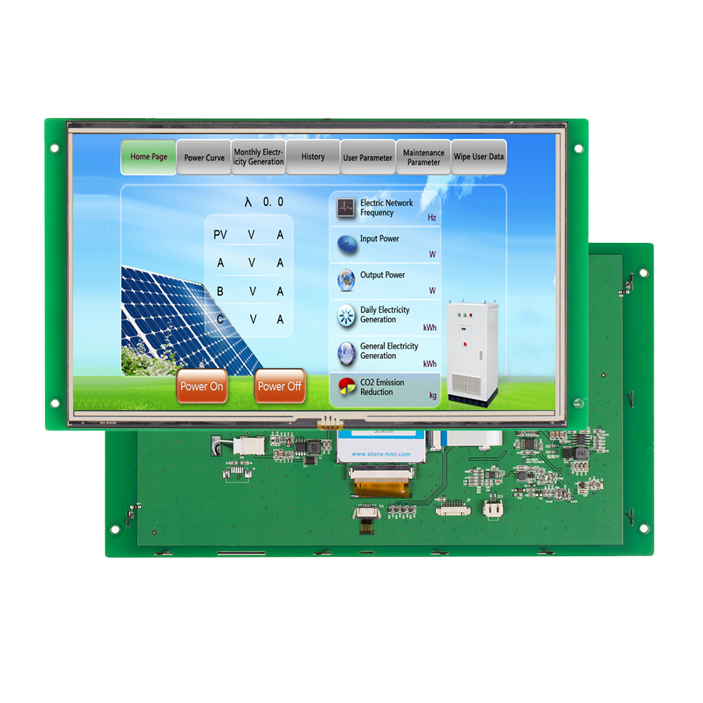 10.1 InchTFT LCD Display Module Touch Screen