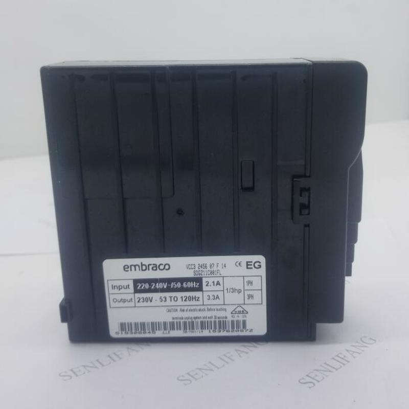 New Original EECON VCC3 2456 07 Control Inverter Board 0193525122 With Black Box