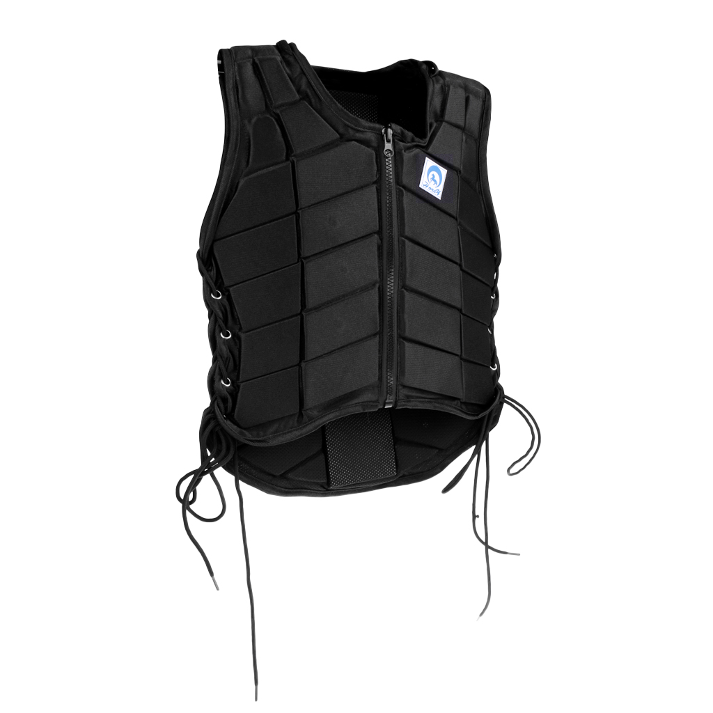 Professional Horse Riding Vest,  Waistcoat,Safety Equestrian Training Protector Gear
