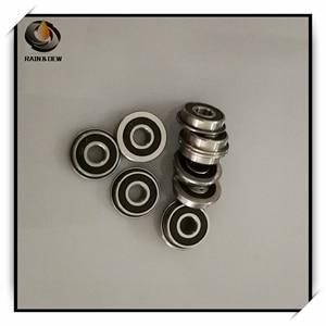 10 шт. F695RS подшипник 5*13*4 мм F695 ABEC-7 шарикоподшипник F695-2RS упорные шариковые подшипники для VORON Mobius 2/3 3D-принтеры