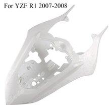 Неокрашенный задний хвост abs обтекатель для yamaha yzf 1000