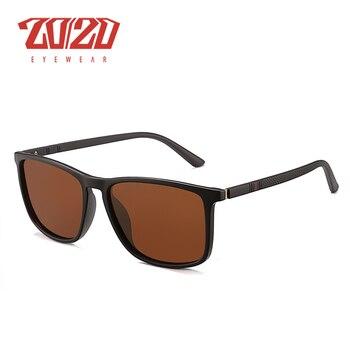 20/20 Design Brand New Polarized Sunglasses Men Fashion Trend Accessory Male Eyewear Sun Glasses Oculos Gafas PL400 8