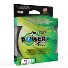 2019 POWER PRO Braided Fishing Line - Length:275m/300yds, Diameter:0.23mm-0.43mm,Size:20-80lb Super PE Braided Line Fishing