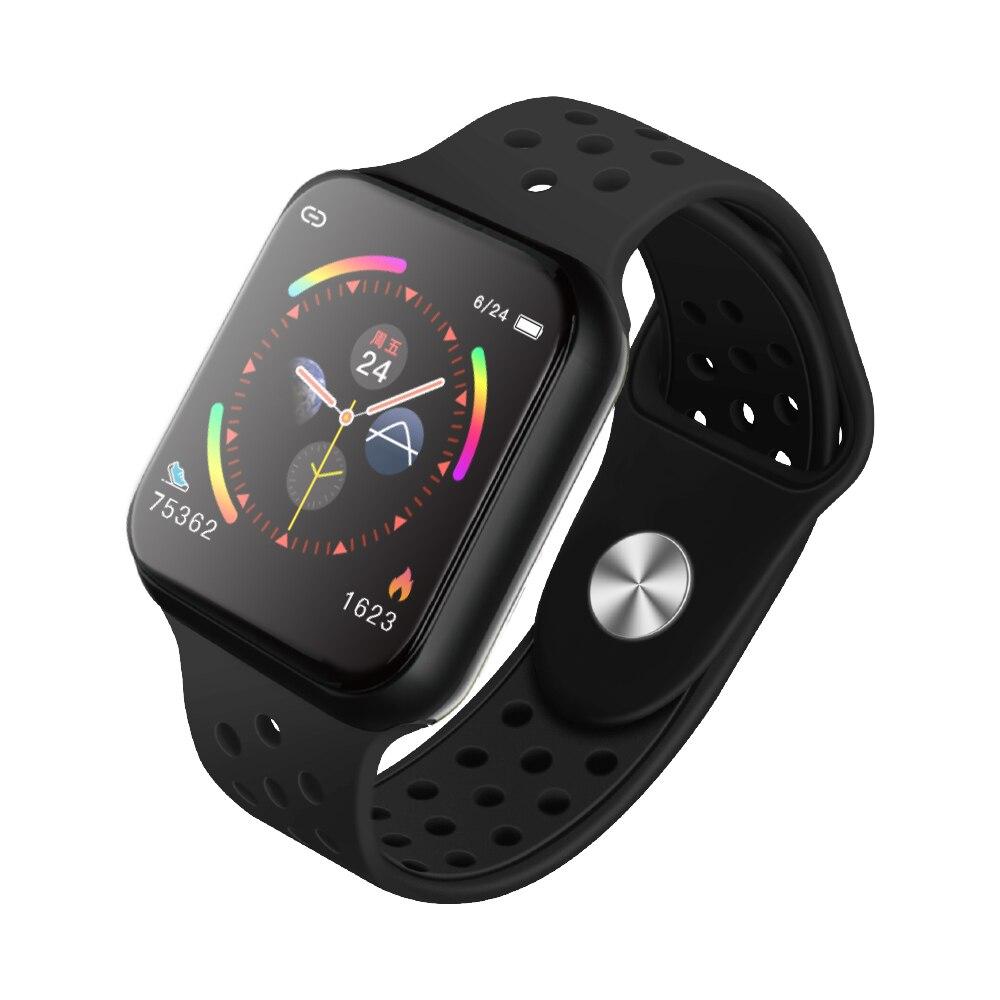 F9 Waterproof Heart Rate Smartwatch
