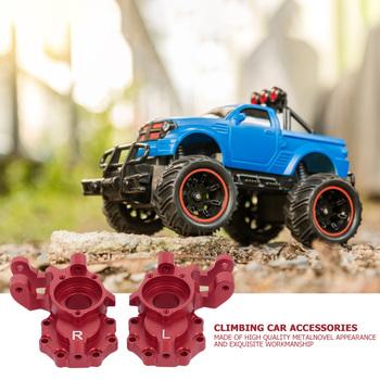 2 sztuk wewnętrzny przód Portal obudowa napędu dla 1 10 zdalnie sterowany samochód gąsienicowy Traxxas TRX-4 część zabawki zdalnie sterowane wymienić akcesoria tanie i dobre opinie JOCESTYLE CN (pochodzenie) Metal Drive Housing 8X6 5X2 cm 8252 Aluminum alloy 2pcs 29 5g 8x6 5x2cm 3 15x2 56x0 79in Red Titanium