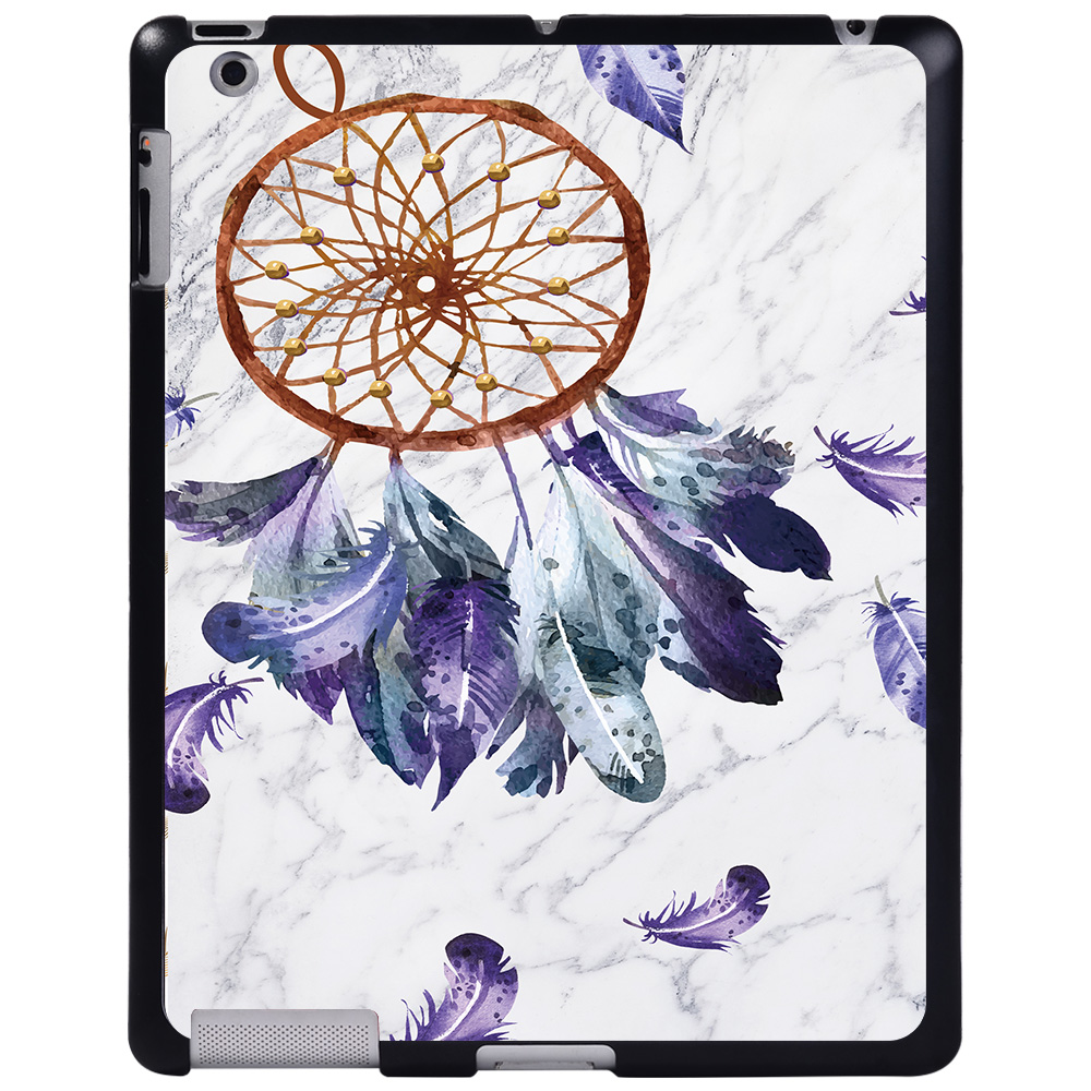 dream catcher Yellow For Apple iPad 8 10 2 2020 8th 8 Generation A2428 A2429 tablet PC Plastic Printed