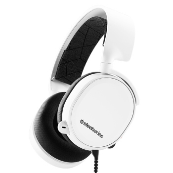 SteelSeries 2019 Edition ARCTIS 3 Wired Gaming Headphones ClearCast Noise Cancelling with Windows Sonic Spatial Audio for XBOX 5