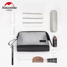 Natureigh-sac à Double sac sec et humide, ultraléger, étanche, sac de toilette, sac de voyage, rangement Portable 4l, utilisation quotidienne
