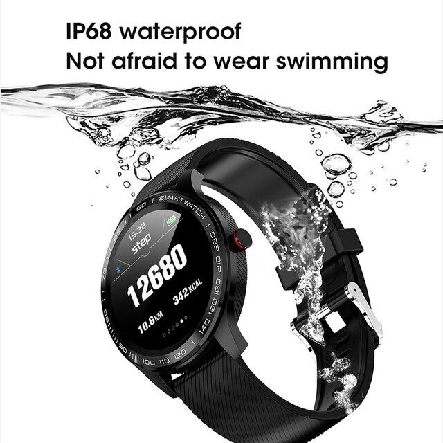 KEA Smart Watch ECG Heart Rate L9
