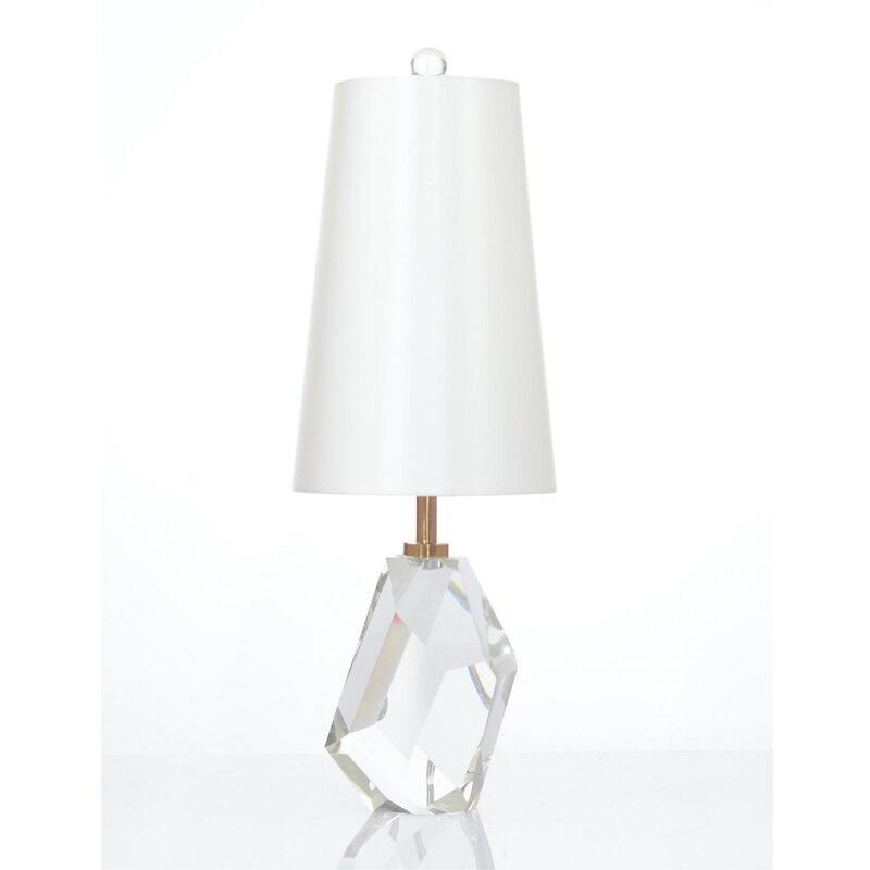Modern Luxury Crystal Table Lamp Standing Desk Light Living Room Bedroom Bed Lamp LED Light Loft Industrial Luminaire Home Decor