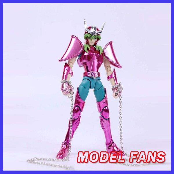 Фанаты моделей в наличии великолепные игрушки ГТ бронза Сен-Сейя V1 EX Andromeda shun шлем металлическая Броня миф тканевая экшн-фигурка