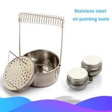 Масло Краски ing Кисть стиральная ведро для мытья перо баррель