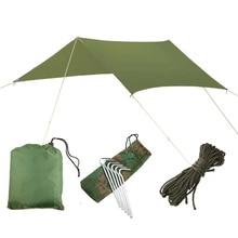 Outdoor UV-Resistant Camping Tarp…