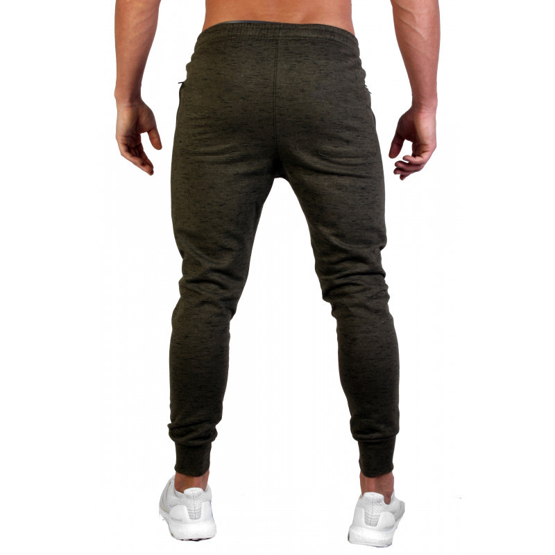Image 4 - FRMARO Mens Joggers Casual Pants Fitness Men Sportswear Tracksuit Bottoms Skinny Sweatpants Trousers Gyms Jogger Track Pants-in Skinny Pants from Men's Clothing