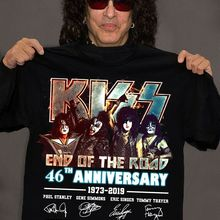 KISS Band T-Shirt End of the