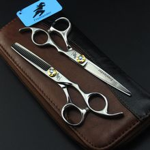 Barber Professional Hair styling Scissors,6 inch Cutting Thinning Scissors,Salon Hairdressing Scissors Scharen цена 2017