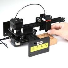 Neje mestre 2 mini cnc gravador a laser de alta velocidade pequena gravura escultura máquina inteligente sem fio controle app diy logotipo do laser marca