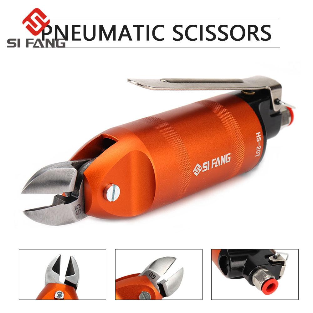Pneumatic Air Scissors Nipper Pneumatic Cutting Tools 190mm Air Scissors Pneumatic Nipper Tool Diagonal Cutting Pliers