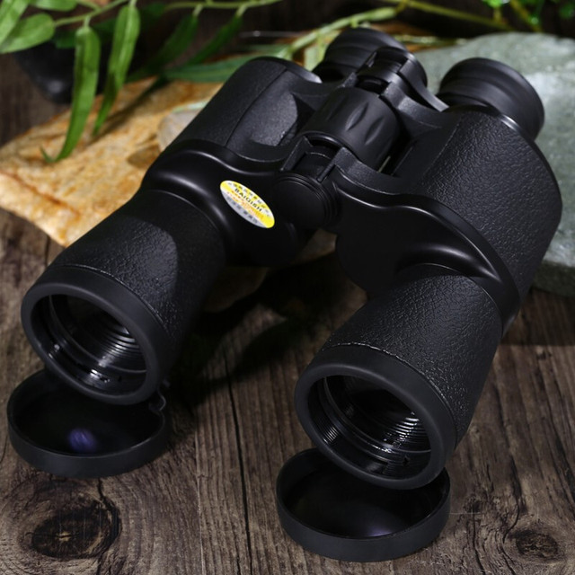 New Binoculars High Magnification HD 20x50 Telescope Nitrogen-filled and waterproof Essential Tourism hunting equipment 2