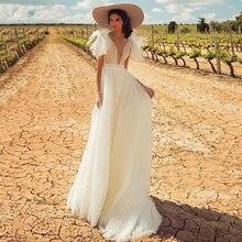 Eightree Лидер продаж пикантные дешевые свадебные платья пляжное