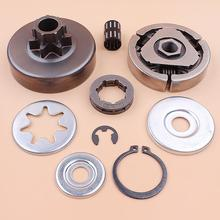 """Kit de reparación de arandela de rodamiento de aro de rueda de embrague de 3/8 """"para motosierra Stihl MS380 038 MS 380 1119 0007 1003"""