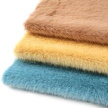 Cushion Velvet-Fabric for DIY Handmade Earrings Crafts Plain-Color 1yc8108 20--33cm